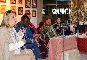 L'ivrEscQ coorganise « Monde émergent du féminin pluriel » à la Galerie Isma, les 7, 8,9 mars 2020.